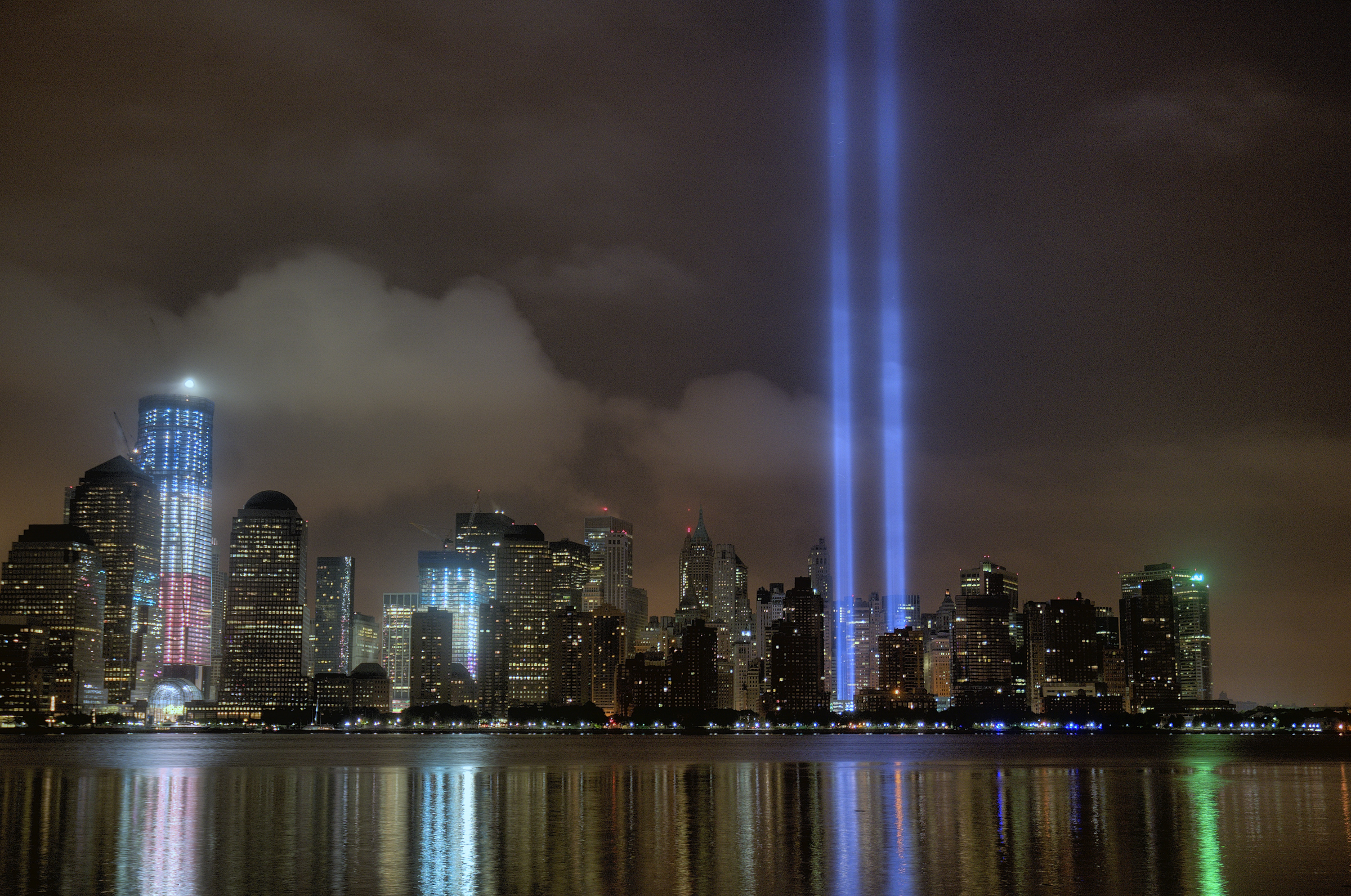 9 11 11 WTC Tribute In Light