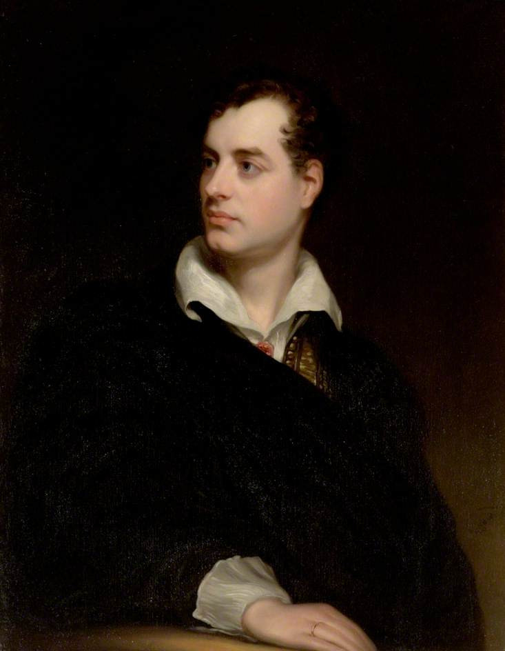 Byron 1813 by Phillips